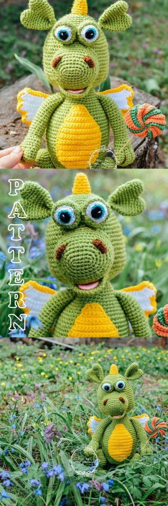37 Amigurumi Doll, Animal And Other Pattern Ideas - Page 19 of 37 ... | 1024x341