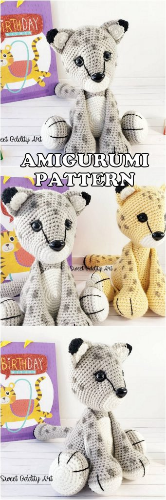 20 Free Amigurumi Patterns to Melt Your Heart | 1024x341